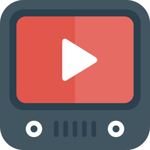 Graphic of video player