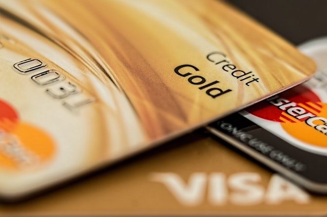 Image of credit cards