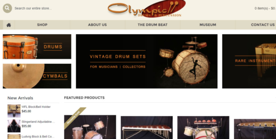 Olympic Drums