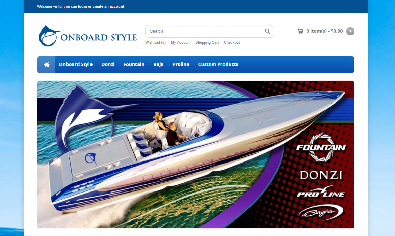 Onboard Style