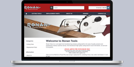 Ronan Tools